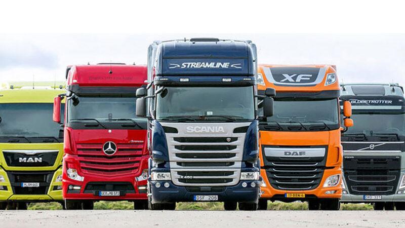Установка GPS трекеров на грузовой автотранспорт
