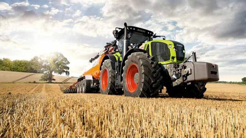 Установка GPS трекеров на сельхозтехнику